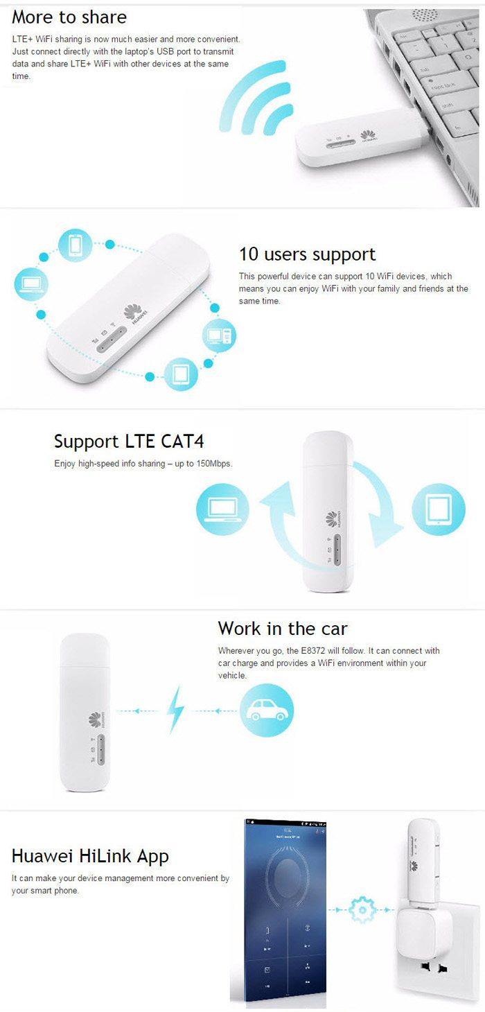 Huawei E Feature