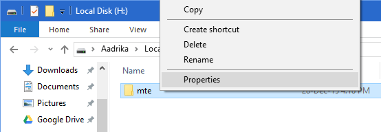 share-windows-folders-android-select-properties