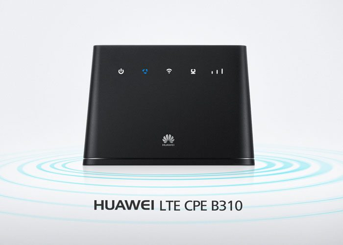 Huawei B310 Lte Cpe 4g Router