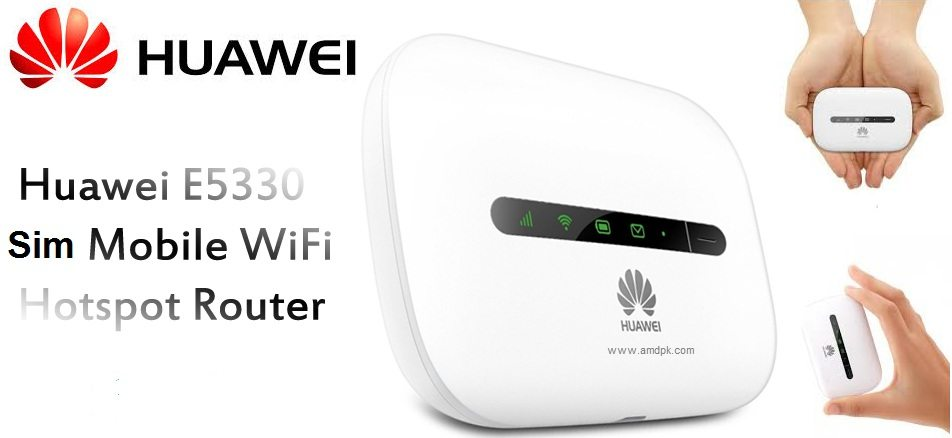 How to Unlock Permanently Locked Huawei E5330 with Firmware