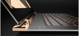 HP has Announced World's Thinnest Laptop