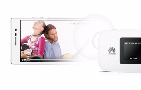 Huawei E5377 4G LTE FAST & COMFORTABLE COMMUNICATION
